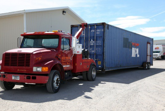 J&D Trailer / Container Storage/Rental
