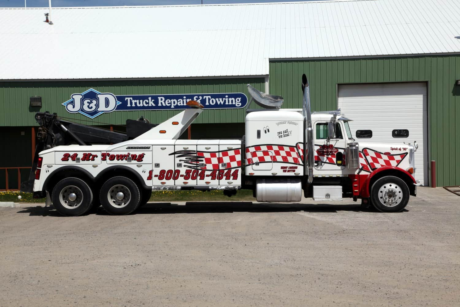 photo gallery j d truck repair towing storage and rentals j d truck repair towing storage